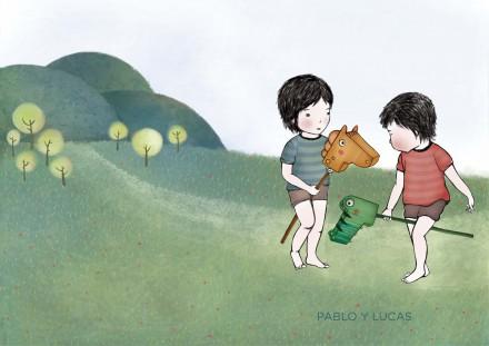 PABLO Y LUCAS